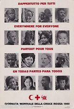 # CROCE ROSSA: GIORNATA MONDIALE 1980