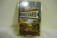 RARE Hot Wheels chevy camaro concept Boulevard Real Riders in protecto-pac