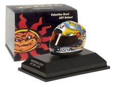 Minichamps Valentino Rossi Helmet - GP 250 1999 1/8 Scale