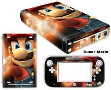 Wii U Decal Skin Sticker cover for Console+ Controller&GamePad NY-WiiU#0047