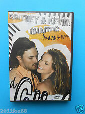 britney & kevin chaotic britney spears kevin federline someday mona lisa dvd+cd