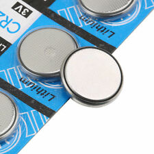 5Pcs Lots CR2032 3 Volt Coin Button Cell Battery for Scales Watch Toys Remote AA