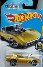 Hot Wheels 2017 Int Carded Gas Monkey Garage Corvette '68