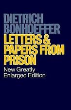Letters and Papers from Prison by Dietrich Bonhoeffer and Eberhard Bethge (19...