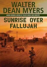 Sunrise over Fallujah by Walter Dean Myers (2009, Paperback)