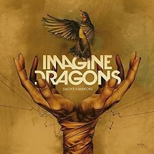 Smoke + Mirrors [Deluxe Edition] by Imagine Dragons (CD, Oct-2015, Interscope...