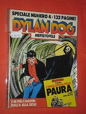 DYLAN DOG-SPECIALE- N°4- mefistofele- 1°EDIZIONE BONELLI-  SENZA LIBRICINO