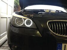 ►BMW 5er E60 8000k 5W ANGEL EYE Standlichter XENON LED