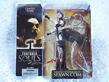 MacFarlane Sexy CAMILLE NOIRE Tortured Souls Series 2 FIGURE CLIVE BARKER MIB