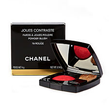 CHANEL JOULES CONTRASTE POWDER BLUSH RED COMPACT BLUSHER #79 ROUGE - 4G - NEW