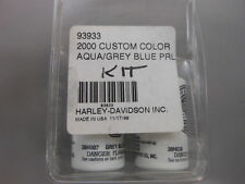 NOS Harley Davidson Touch Up Paint Grey Blue Peal / Blue Pearl Top Coat 93933