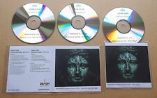 JOHN FOXX The Complete Cathedral Oceans 2016 UK 33-track promo test 3-CD