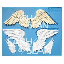 M0772 Big Angel Wings Collection fondant cake mold decoration cake mould