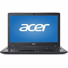"New Acer Aspire E5-575-54E8 15.6"" Laptop Intel i5-6200U CPU, 6GB Memory, 1TB HDD"