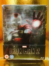 STEELBOOK Iron Man 2 [ Edition Limitée 4000 Ex   ] Lenticulaire