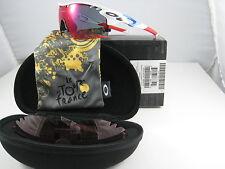 Oakley Radarlock Path XL TourDeFrance Ven Polis White w/+Red Iridi & G40 9196-04