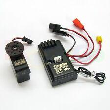 Futaba S135C Servo & MCR-2C 280 Motor Control (w/2-Ch 27Mhz AM Receiver) Combo