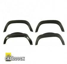 Land Rover Defender 90 110 Wheel  Arch Kit GLOSS Black Defender Set Of 4