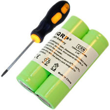 HQRP Battery for Philips Norelco 5867XL 5885XL 5886XL 5887XL 605RX 650TX 665RX