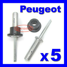 PEUGEOT 307 PARTNER REAR BOOTLID TAILGATE WINDOW WIPER MOTOR POP RIVET