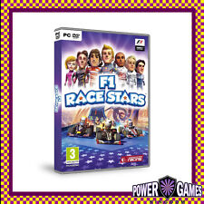 F1 RACE STARS (Windows PC) Brand New