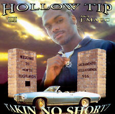 HOLLOW TIP Takin No Shortz 1996 OG DISCTRONICS G-FUNK CD