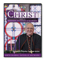 CHRIST COMES IN HISTORY, MYSTERY & MAJESTY W/CARDINAL DOLAN :AN EWTN DVD