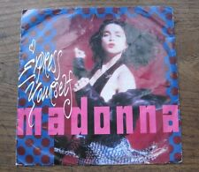 "VG+ MADONNA - Express yourself / The look of love   - VG+ 7"" single P/S"