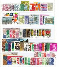 Lot Stamps EUROPE - Lotto di Francobolli EUROPA