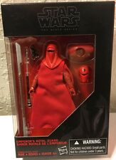 "Star Wars - Emperor's Royal Guard - Black Series - Wal-Mart Exclusive 3.75"" ROTS"