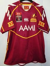 MEN'S QUEENSLAND STATE OF ORIGIN RUGBY JERSEY Size 2XL