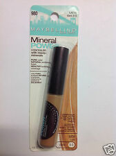 MAYBELLINE MINERAL POWER CONCEALER LATTE ( DARK 0-3 ) NEW.