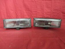 NOS OEM Pair of Oldsmobile Cutlass Supreme Fog Lamp Clear Lens 1992 - 1997