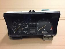 VW GOLF MK2 GTI 16V 160MPH 8000RPM MFA INSTRUMENT CLUSTER SPEEDO CLOCKS TACHO 2