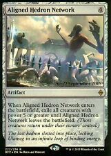 Aligned Hedron Network FOIL | NM | Prerelease Promos | Magic MTG
