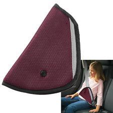 Car Child Safety Cover Shoulder Harness Strap Adjuster Kid Seat Belt Pad Clip E0