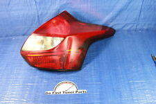 12-16 FORD FOCUS ST OEM PASSENGER SIDE RIGHT RH TAILLIGHT TAIL LIGHT ASSEMBLY