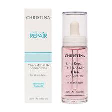 CHRISTINA Line Repair Theraskin HA Concentrate Hyaluronic Serum 30ml+  samples