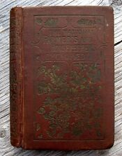 Antique FARM FARMING Guide COOK BOOK Home HORSE Barn BEES Architecture TOOLS Old