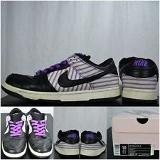 "2005' Nike Dunk Low Pro SB ""Purple Avenger"" Sz 10 Rare Supreme"