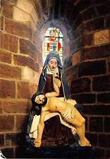 BR13482 Statue Notre Dame de Pitie Malestroit   france