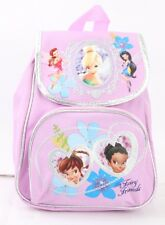 New Tinker Bell Girls  10'' Mini Backpack Kids School Book Bag Travel small bag