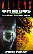 "Aliens Omnibus: ""Earth Hive"", ""Nightmare Asylum"" v. 1-ExLibrary"