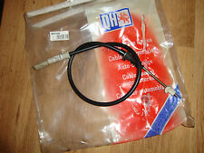 VW DERBY 1978~81 POLO 1978~85  CLUTCH CABLE QUINTON HAZELL QCC1223 FKC1133