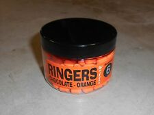 Ringers Chocolate-Orange Wafter 6mm Bandem Boilies Coarse Carp Fishing Bait