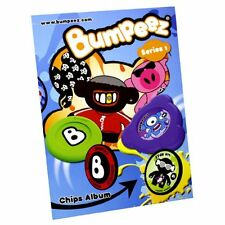 Bumpeez série 1 album + booster pack-original Bumpeez toys brand new sealed