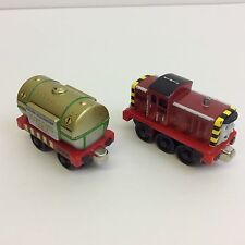 Thomas & Friends Learning Curve Diecast Diesel & Ocean Tanker Train Toys