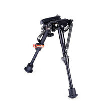 "Zeadio 6"" - 9"" Harris style Extendable Bipod with Sling Mount for Rifle Air Gun"