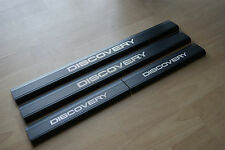 LAND ROVER DISCOVERY 3 & DISCOVERY 4 DOOR SILL COVERS - SET OF 4