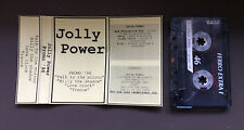 JOLLY POWER - Promo 96' Demo Cassette Tape 4 Track 1996 RARE Italian Glam Rock